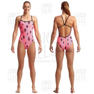 FUNKITA FLYING HIGH Купальник для бассейна
