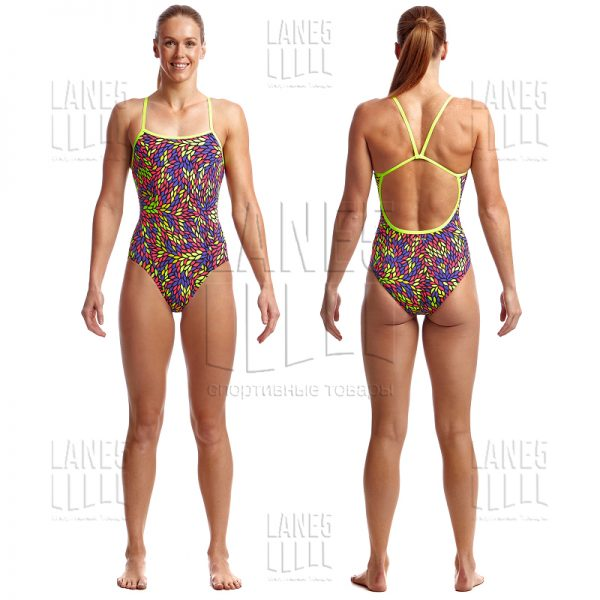 FUNKITA THE FALL Купальник для бассейна