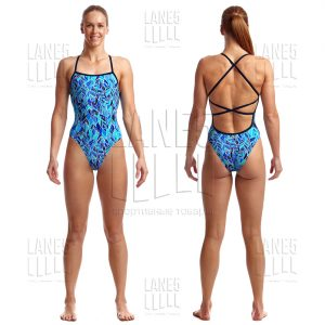 FUNKITA BLUE BIRD Strapped Купальник для бассейна