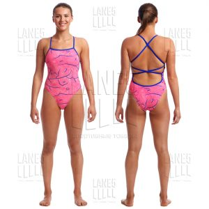 FUNKITA ROCK SALT Strapped Купальник для бассейна