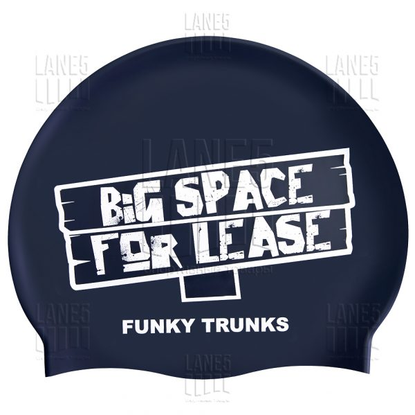 FUNKY TRUNKS SPACE_FOR LEASE Шапочка для плавания