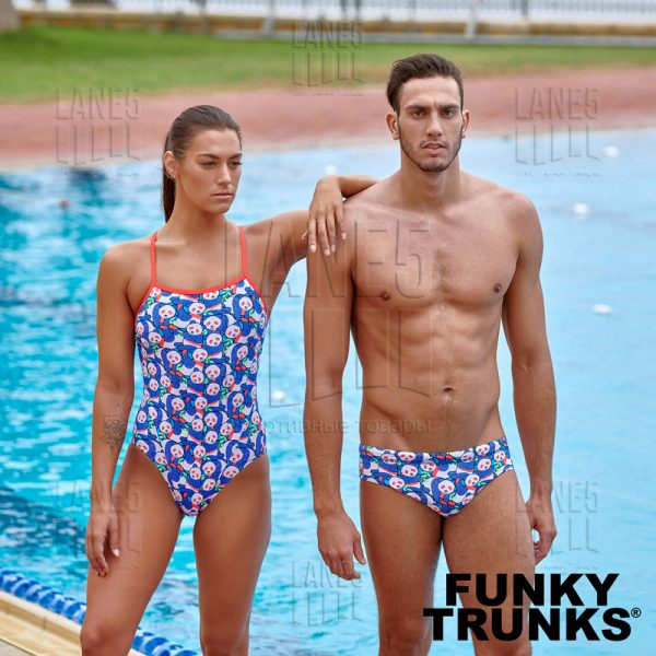 FUNKITA PANDAMANIA ECO Купальник для бассейна
