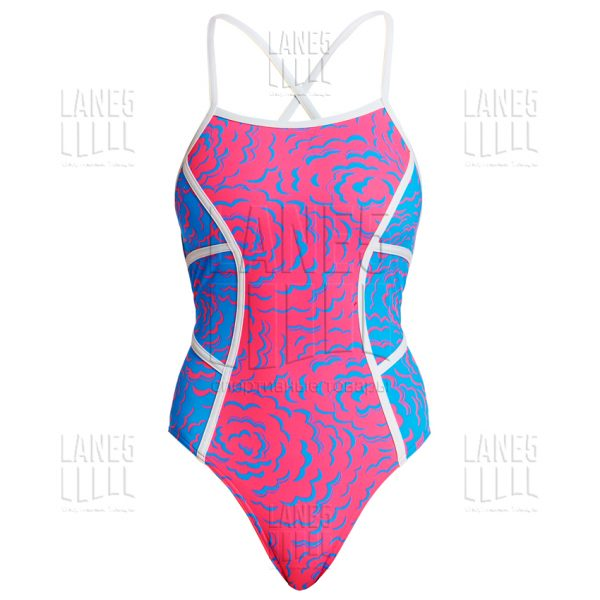 FUNKITA In The Cloud Strapped Купальник для бассейна