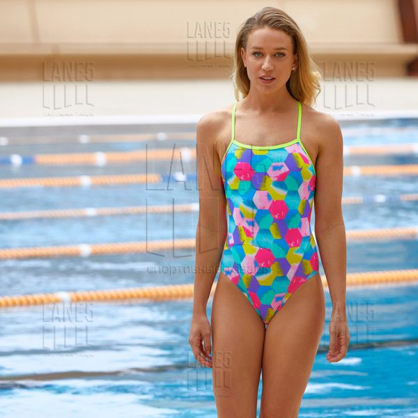 FUNKITA Hexy Back Купальник для бассейна детский