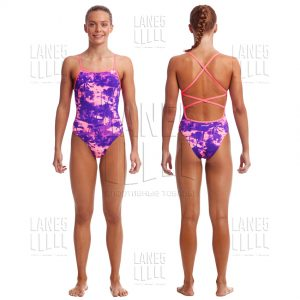 FUNKITA Eternal Summer Strapped Купальник для бассейна