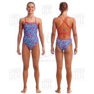 FUNKITA Fly Free Strapped Купальник для бассейна