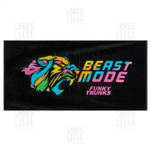 FUNKY TRUNKS Beast Mode Полотенце