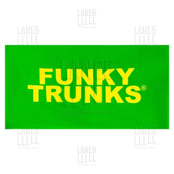 FUNKY TRUNKS Still Brasil Полотенце для бассейна