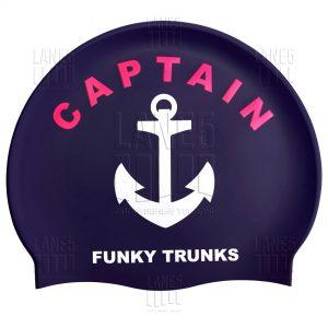FUNKY TRUNKS Captain Funky Шапочка для плавания