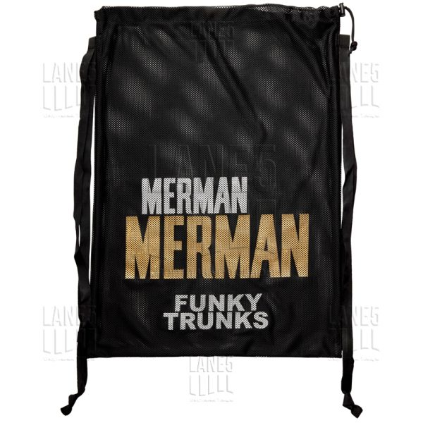 FUNKY TRUNKS Golden Merman Сетка для инвентаря