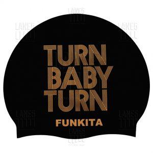 FUNKITA Turn Baby Turn Шапочка для плавания