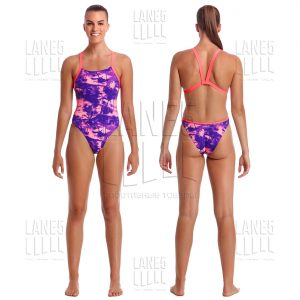 FUNKITA Eternal Summer Brace Free Купальник для бассейна