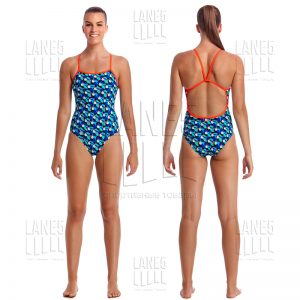 FUNKITA Touche Eco Купальник для бассейна
