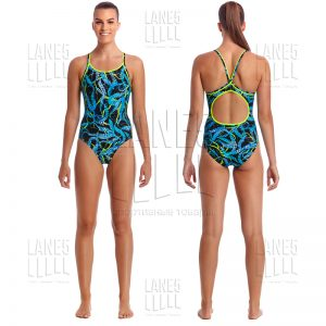 FUNKITA Sucker Punch Eco Купальник для бассейна