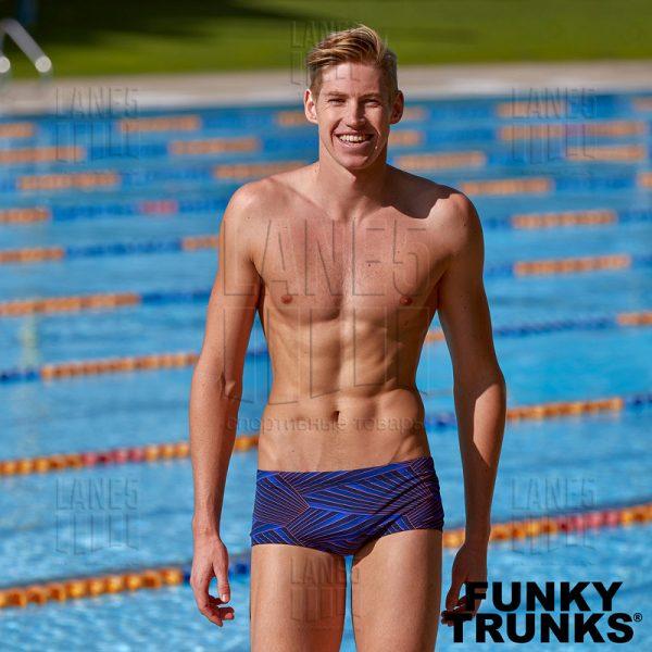 FUNKY TRUNKS Hugo Weave Плавки для бассейна