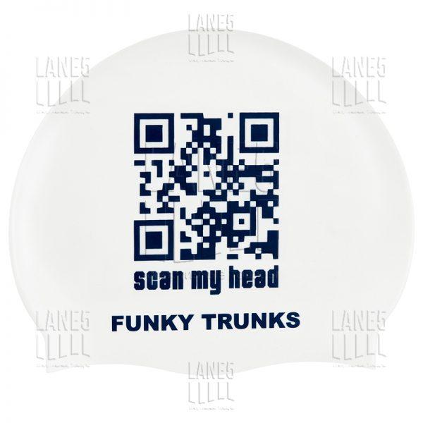 FUNKY TRUNKS Scan My Head Шапочка для плавания