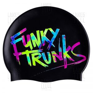 FUNKY TRUNKS Trunk Tag Шапочка для плавания