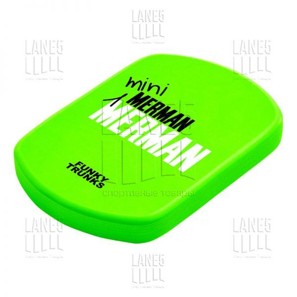 FUNKY TRUNKS Mini Merman Mini-Kickboard Доска для плавания