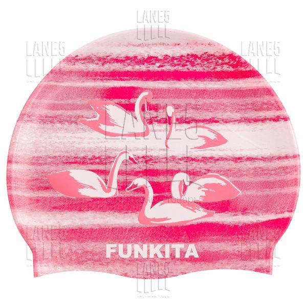 FUNKITA Swan Lake Шапочка для плавания