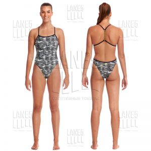 FUNKITA Bar Tack Twisted Купальник