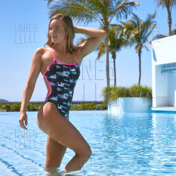 FUNKITA Black Swan Twisted Купальник
