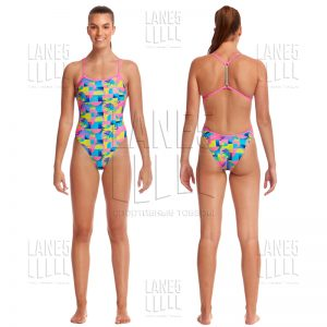 FUNKITA Sunkissed Twisted Купальник