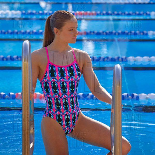 FUNKITA Fairy Flight Eco Купальник для бассейна детский