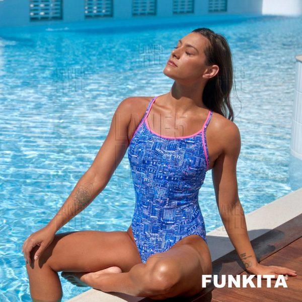 FUNKITA Sky City Купальник для бассейна детский