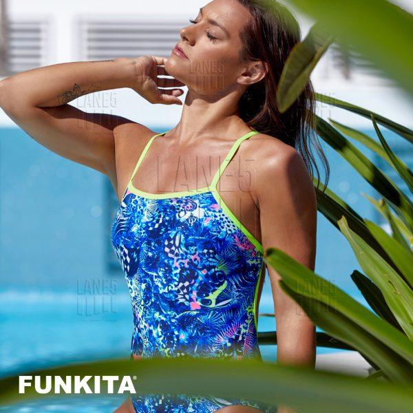 FUNKITA Butterfly Effect Купальник для бассейна