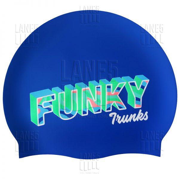 FUNKY TRUNKS Beach Bum Шапочка для плавания