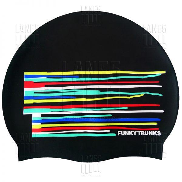 FUNKY TRUNKS Drip Funk Шапочка для плавания