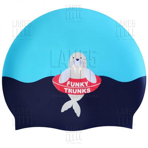 FUNKY TRUNKS Wallyrus Шапочка для плавания