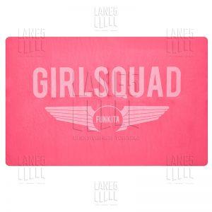 FUNKITA Girl Squad Быстросохнущее полотенце