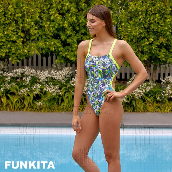 FUNKITA Bam Boozled Brace Free Купальник для бассейна