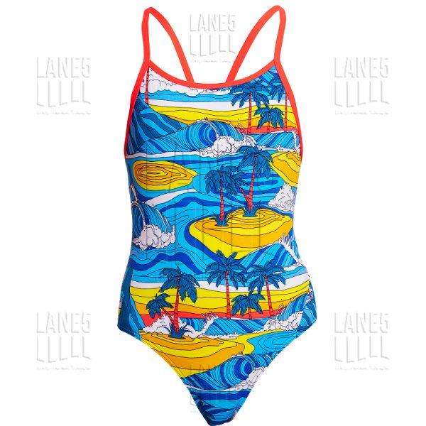 FUNKITA Beach Bum Eco Купальник для бассейна детский
