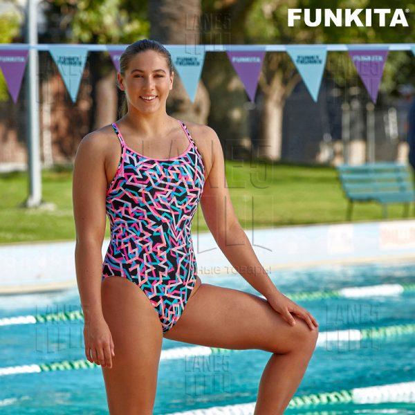 FUNKITA Live Streamer Купальник для бассейна детский