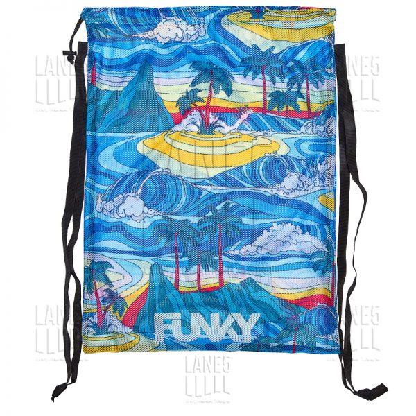 FUNKY Summer Bay Сетка для инвентаря для бассейна