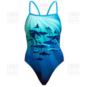 FUNKITA Shark Bay Купальник для бассейна