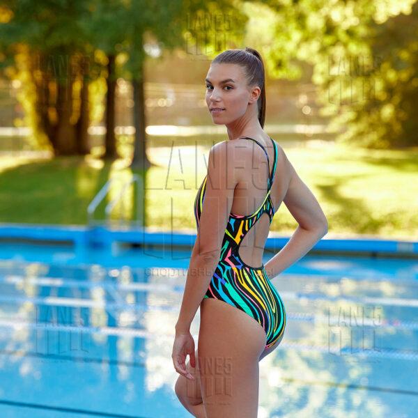 FUNKITA Tiger Town Купальник для бассейна