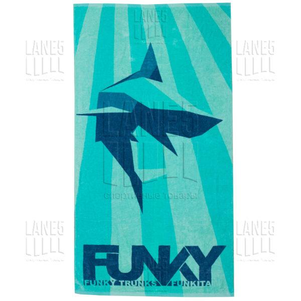 FUNKY Shark Bay Полотенце