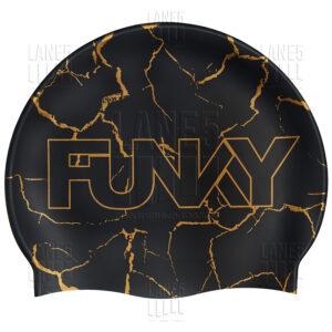 FUNKY Cracked Gold Шапочка для плавания