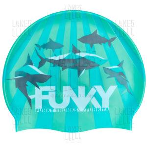 FUNKY Shark Bay Шапочка для плавания